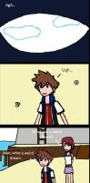 KH1 Short: Foreshadowing by masterofpigs