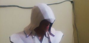 Assassin's Creed 3 Connor Kenway Papercraft - WIP by suraj281191