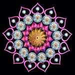 HeartMandalaLoop by Capstoned