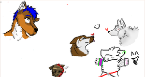 iscribble jan2 by Jhumperdink