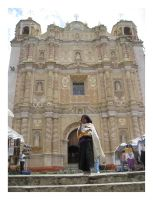 Cathedral in Chiapas by hotuko