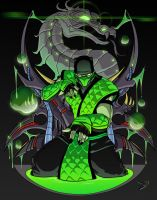 Marks Reptile by Agent-87