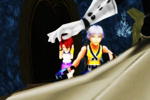 [MMD] that night by ultimekingdomheartsf