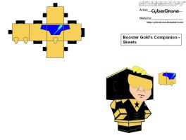 Cubee - Skeets by CyberDrone