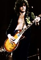 Jimmy Page by laublack