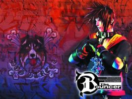 The Bouncer - Dog Street by KaldeaOrchid
