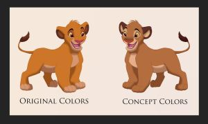 Concept Simba by Takadk