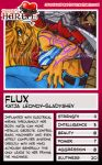 Trading Card - Flux by jessiesheram