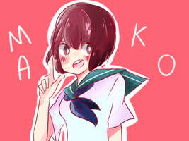 Mako Mankanshoku! by aishii-trash