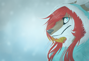 Snow by UglyTree