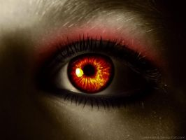 Fire-eye by ales-kotnik