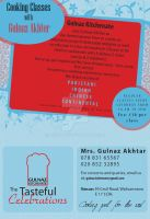 Cooking Classes flyer by Adbawany