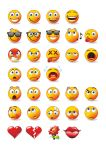 Emoticons by javieralcalde