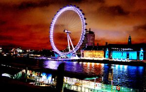 London Eye by TheGoldenTomato