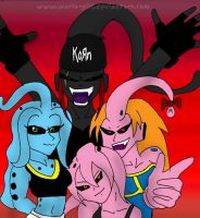 ::Majins in a Photobooth:: by Wario-Girl