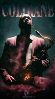 Coltrane by Nicoob