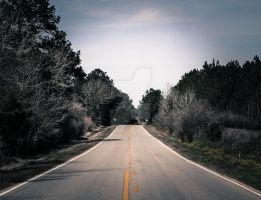 Lonely Road by mikeheer