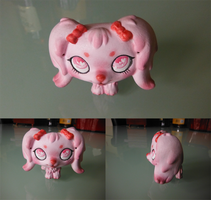 Pink Puppy Custom LPS by littlest-customs