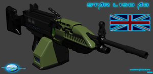 Star L150 A3 Machine Gun (Light) Part 1 by Luckymarine577