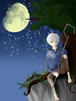 [ F A N A R T ] : Jack Frost by Clouver