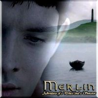 Merlin FB Fansite Avatar by Into-Dark