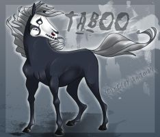 . tAbOo . by helterskellter