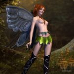 Free as the Fey by cyanthree