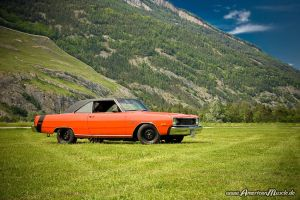 75 Dodge Dart I by AmericanMuscle