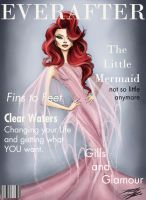 EverAfter Magazine | The Little Mermaid by dantetyler