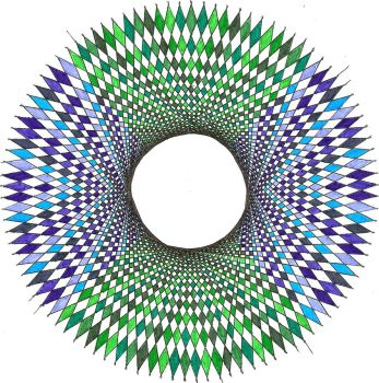 Round Spirograph 7-3 by magentafreak