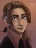 Jim Hawkins by sisaat
