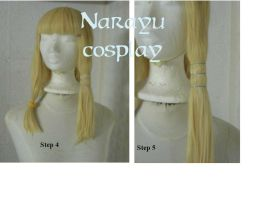 Zelda's hairstyle from Skyward Sword part 2 by Narayu