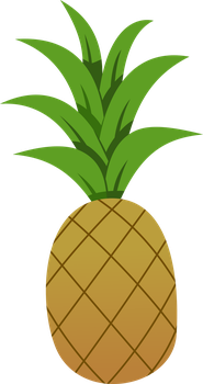 Pineapple by Comeha