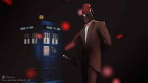 SFM Poster: Doctor Spy by PatrickJr