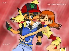 Poke- You Won by Misty-DawnKetchum011