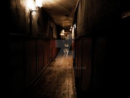 Haunted house by MMayall