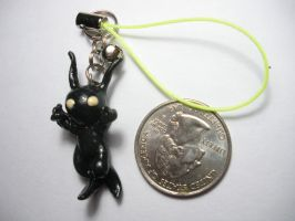 Kingdom Hearts Heartless Charm by Delight046