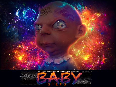 [Signature] Baby Steps by JLEditions