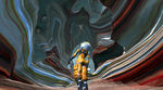 PCG Caves Beta - canyon 5 by Polaritysandwich