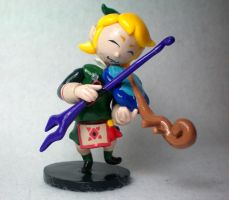 Zelda Mini Fado Figure by stevoluvmunchkin