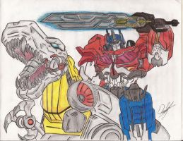 Roll Out!!! by Bumblebee358