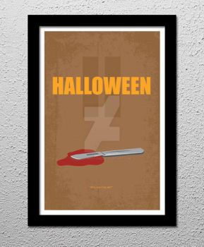 Halloween 2 Alternate Poster by kreepykustomz