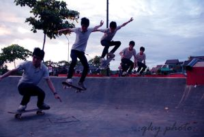 Nollie by cd-13