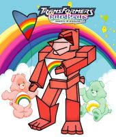 Transformers: Care Bears by autoacat