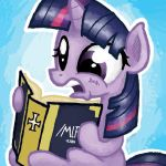 Splash Art: Twilight Sparkle by StevieWunderz
