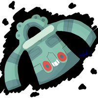 Bronzong by CosmicTacos