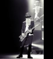 Billy Gibbons - ZZ Top - II by ankkutza