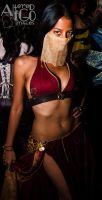 Dragon*Con 2013 - The Chainmail Chick by MetalWarlokk