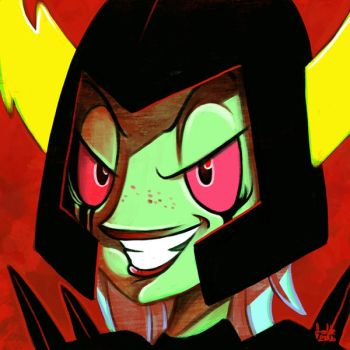 Daily Sketches Lord Dominator by fedde