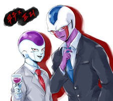 Cooler*Frieza by frieza-love